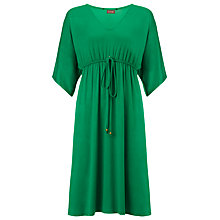Buy Phase Eight Lola Kimono Dress, Green Online at johnlewis.com