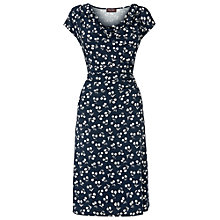 Buy Phase Eight Cherry Print Dress, Navy Online at johnlewis.com