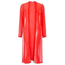 Buy Phase Eight Riviera Long Kimono, Geranium Online at johnlewis.com