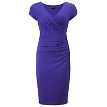 Buy Phase Eight Tiffany Wrap Dress, Iris Online at johnlewis.com