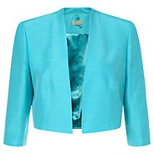 Buy Planet Aqua Jacket, Light Blue Online at johnlewis.com