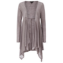 Buy Phase Eight Diane Dip Hem Cardigan Online at johnlewis.com