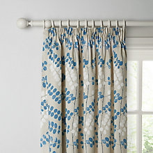 Buy John Lewis Malin Lined Pencil Pleat Curtains Online at johnlewis.com