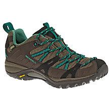 Buy Merrell Women's Siren Sport Gore-Tex Walking Shoes, Espresso/Mineral Online at johnlewis.com