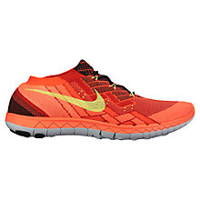 Buy Nike Free 3.0 Flyknit Men's Running Shoes Online at johnlewis.com