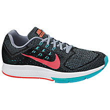 Buy Nike Women's Air Zoom Structure 18 Running Shoes Online at johnlewis.com