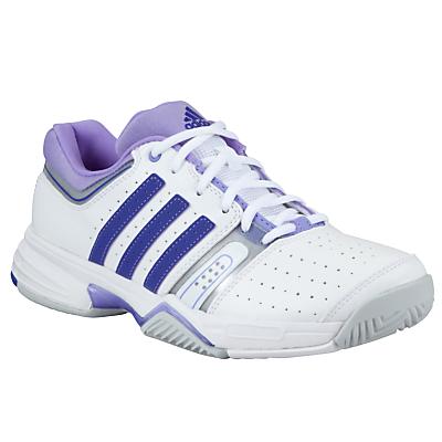 Adidas Match Classic Womens Tennis Court Shoes WhiteSilver