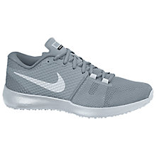 Buy Nike Zoom TR 2 Men's Cross Trainers, Grey Online at johnlewis.com
