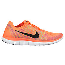 Buy Nike Free 4.0 Flyknit Women's Running Shoes Online at johnlewis.com