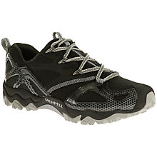 Buy Merrell Grassbow Rider Women's Walking Shoes, Black/Ice Online at johnlewis.com
