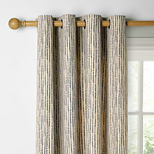 Buy John Lewis Xander Lined Pencil Pleat Curtains Online at johnlewis.com