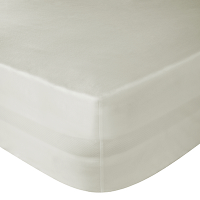 John Lewis 200 Thread Count Egyptian Cotton Fitted Sheet