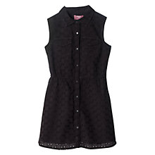 Buy Mango Kids Broderie Anglaise Dress Online at johnlewis.com