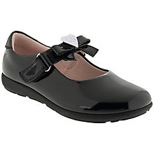 Buy Lelli Kelly Rachel Patent Leather Mary Jane Shoes, Black Online at johnlewis.com