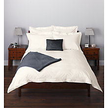 Buy John Lewis Satin Stitch Bedding Online at johnlewis.com