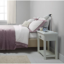 Buy John Lewis Croft Collection Wicklow Bedding, Clover Online at johnlewis.com