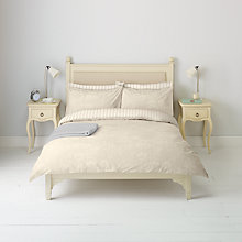 Buy John Lewis Cow Parsley Duvet Cover and Pillowcase Set Online at johnlewis.com