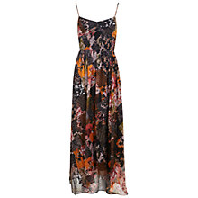 Buy Miss Selfridge Patchwork Maxi Dress, Multi Online at johnlewis.com