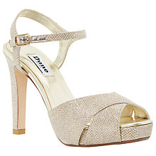 Buy Dune Marleen Platform Stiletto Sandals Online at johnlewis.com