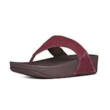 Buy FitFlop Super Electra Sandals, Pink Online at johnlewis.com