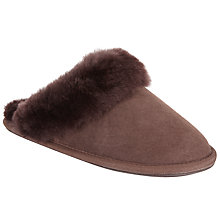Buy John Lewis Sheepskin Mule Slippers Online at johnlewis.com