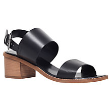 Buy Carvela Kimberley Block Heeled Sandals Online at johnlewis.com