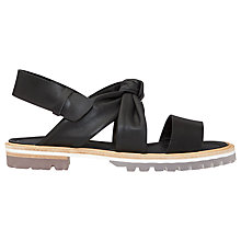 Buy Whistles Tulsi Leather Cleated Sole Sandals Online at johnlewis.com