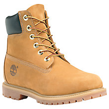 Buy Timberland Classic Icon 6inch Premium Nubuck Boot Online at johnlewis.com