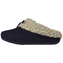 Buy FitFlop Cuddler Snugmoc Suede Slippers Online at johnlewis.com