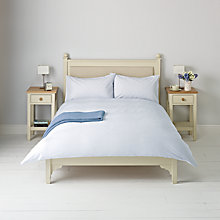 Buy John Lewis Thin Stripe Duvet Cover and Pillowcase Set Online at johnlewis.com