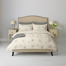 Buy John Lewis Maison Floral Duvet Cover and Pillowcase Set Online at johnlewis.com