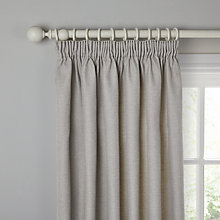 Buy John Lewis Herringbone Curtains Online at johnlewis.com