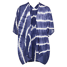 Buy Velvet Atima Jersey Cardigan, Blue Online at johnlewis.com