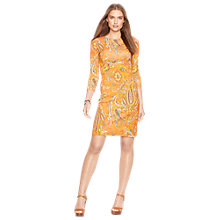 Buy Lauren Ralph Lauren Paisley Dress, Multi Online at johnlewis.com