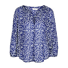 Buy Velvet Ladey Top, Oahu Online at johnlewis.com