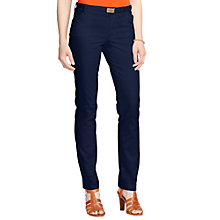 Buy Lauren Ralph Lauren Straight-leg Trousers Online at johnlewis.com