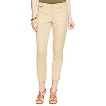 Buy Lauren Ralph Lauren Slim Trousers Online at johnlewis.com