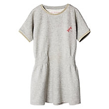 Buy Mango Kids Girls' Metallic Dress Online at johnlewis.com