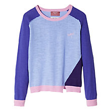 Buy Mango Kids Girls' Colourful Blast Jumper Online at johnlewis.com
