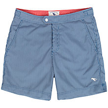 Buy Ted Baker T for Tall Rockfel Swim Shorts, Bright Blue Online at johnlewis.com