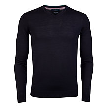 Buy Ted Baker T for Tall Atlanta V-Neck Jumper Online at johnlewis.com