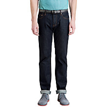 Buy Ted Baker T for Tall Dayton Regular Straight Jeans, Rinse Denim Online at johnlewis.com