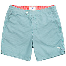 Buy Ted Baker T for Tall Rockfel Swim Shorts, Teal Online at johnlewis.com