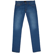 Buy Ted Baker T for Tall Denver Slim Jeans, Light Wash Online at johnlewis.com