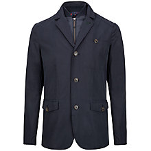Buy Ted Baker T for Tall Chicago Cotton Jacket, Navy Online at johnlewis.com