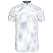 Buy Ted Baker Thame Geometric Print Shirt Online at johnlewis.com