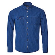 Buy Barbour International Willis Denim Shirt, Indigo Online at johnlewis.com