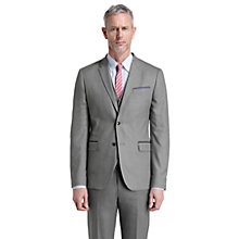 Buy Ted Baker T for Tall Lubbock Textured Suit Jacket, Grey Online at johnlewis.com