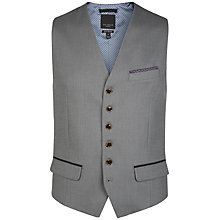 Buy Ted Baker T for Tall Lubwai Textured Waistcoat Online at johnlewis.com