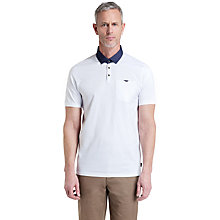 Buy Ted Baker T for Tall Uppeast Printed Collar Polo Shirt Online at johnlewis.com